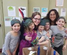 Grade 2 students at The Toronto Heschel School, a Jewish Day School in Toronto, explore the 7 days of creation through dioramas and song.